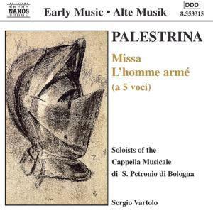 Missa L'Homme Armé A 5 Voci, Cappella Musicale Di S.Petroni