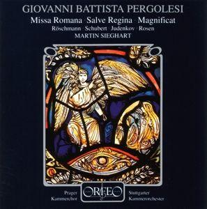 Missa Romana/Magnificat/Salve Regina, Röschmann, Rubens, Sieghart, Sgko