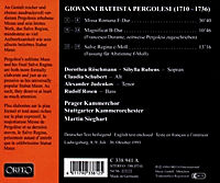 Missa Romana/Magnificat/Salve Regina - Produktdetailbild 1