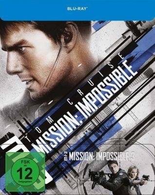 Mission Impossible 3 Limited Steelbook