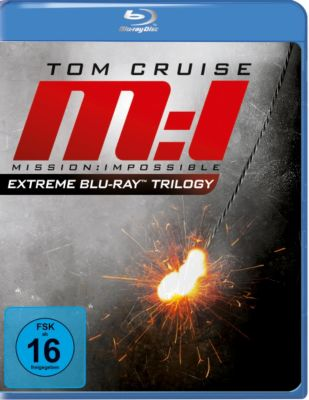 Mission: Impossible I-III - Extreme Trilogy, Tom Cruise,Brian De Palma,Dale Dye Billy Crudup