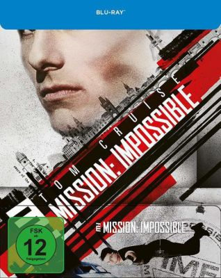 Mission: Impossible Limited Steelbook