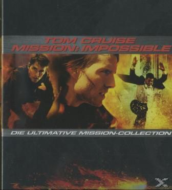 Mission Impossible - Ultimative Collection, Dvd-blu Ray