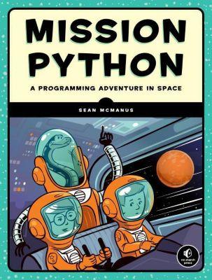 Mission Python, Sean McManus