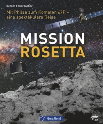 Mission Rosetta, Berndt Feuerbacher