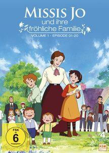 Missis Jo und ihre fröhliche Familie - Volume 1, N, A