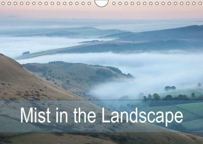 Mist in the Landscape (Wall Calendar 2019 DIN A4 Landscape), Andrew Kearton