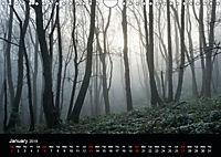 Mist in the Landscape (Wall Calendar 2019 DIN A4 Landscape) - Produktdetailbild 1