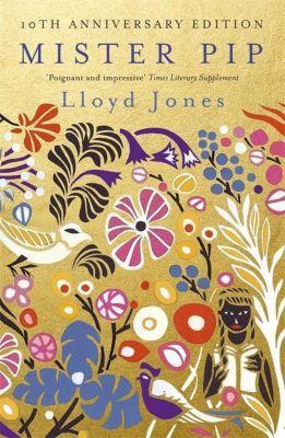 Mister Pip, English edition, Lloyd Jones