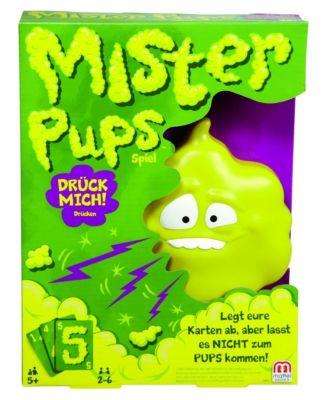 Mister Pups (Kartenspiel)
