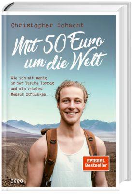 Mit 50 Euro um die Welt, Christopher Schacht