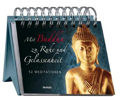 Mit Buddha zu Ruhe und Gelassenheit, Uschi Ostermeier-Sitkowski