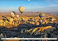 Mit dem Ballon über Kappadokien (Wandkalender 2019 DIN A2 quer) - Produktdetailbild 1