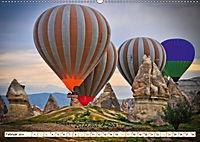 Mit dem Ballon über Kappadokien (Wandkalender 2019 DIN A2 quer) - Produktdetailbild 2