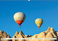 Mit dem Ballon über Kappadokien (Wandkalender 2019 DIN A2 quer) - Produktdetailbild 3