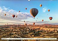 Mit dem Ballon über Kappadokien (Wandkalender 2019 DIN A2 quer) - Produktdetailbild 8