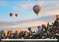 Mit dem Ballon über Kappadokien (Wandkalender 2019 DIN A2 quer) - Produktdetailbild 4