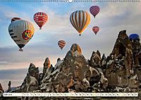 Mit dem Ballon über Kappadokien (Wandkalender 2019 DIN A2 quer) - Produktdetailbild 7