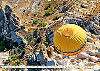 Mit dem Ballon über Kappadokien (Wandkalender 2019 DIN A2 quer) - Produktdetailbild 11