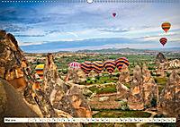 Mit dem Ballon über Kappadokien (Wandkalender 2019 DIN A2 quer) - Produktdetailbild 5