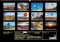 Mit dem Ballon über Kappadokien (Wandkalender 2019 DIN A2 quer) - Produktdetailbild 13