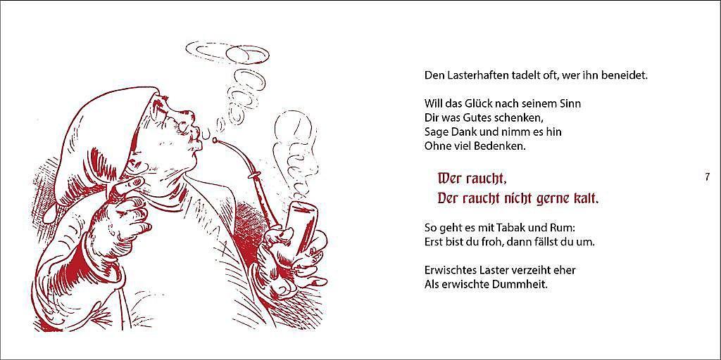 Zitat Von Wilhelm Busch Wer Durch Gesang