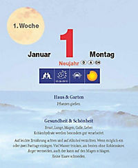 Mit dem Mond im Rhythmus - Abreißkalender 2018 - Produktdetailbild 4