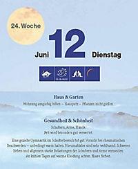 Mit dem Mond im Rhythmus - Abreißkalender 2018 - Produktdetailbild 5