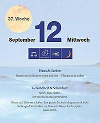 Mit dem Mond im Rhythmus - Abreißkalender 2018 - Produktdetailbild 6