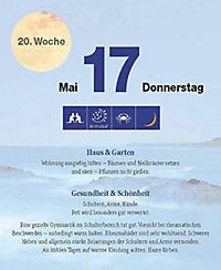 Mit dem Mond im Rhythmus - Abreißkalender 2018 - Produktdetailbild 7