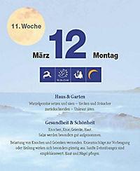 Mit dem Mond im Rhythmus - Abreißkalender 2018 - Produktdetailbild 8