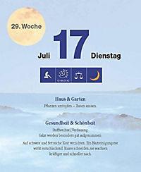 Mit dem Mond im Rhythmus - Abreißkalender 2018 - Produktdetailbild 9
