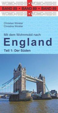 Mit dem Wohnmobil nach England, Christian Winkler, Christina Winkler