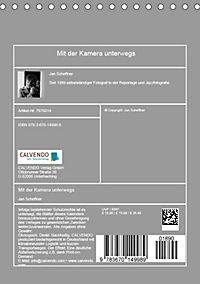 Mit der Kamera unterwegs (Tischkalender 2019 DIN A5 hoch) - Produktdetailbild 13