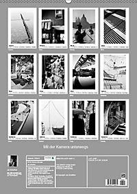 Mit der Kamera unterwegs (Wandkalender 2019 DIN A2 hoch) - Produktdetailbild 7