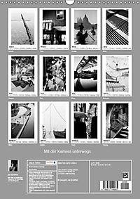 Mit der Kamera unterwegs (Wandkalender 2019 DIN A3 hoch) - Produktdetailbild 8