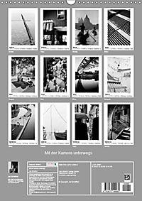 Mit der Kamera unterwegs (Wandkalender 2019 DIN A3 hoch) - Produktdetailbild 13