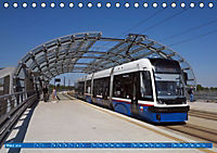 Mit der Strassenbahn quer durch Europa (Tischkalender 2019 DIN A5 quer) - Produktdetailbild 3