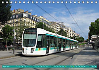 Mit der Straßenbahn quer durch Europa (Tischkalender 2019 DIN A5 quer) - Produktdetailbild 4