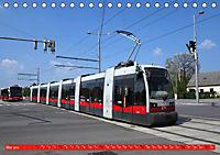 Mit der Straßenbahn quer durch Europa (Tischkalender 2019 DIN A5 quer) - Produktdetailbild 5