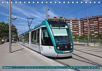 Mit der Strassenbahn quer durch Europa (Tischkalender 2019 DIN A5 quer) - Produktdetailbild 2