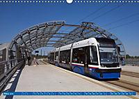 Mit der Straßenbahn quer durch Europa (Wandkalender 2019 DIN A3 quer) - Produktdetailbild 11