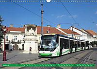 Mit der Straßenbahn quer durch Europa (Wandkalender 2019 DIN A3 quer) - Produktdetailbild 12