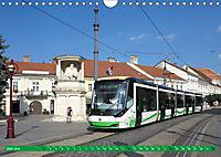 Mit der Strassenbahn quer durch Europa (Wandkalender 2019 DIN A4 quer) - Produktdetailbild 6