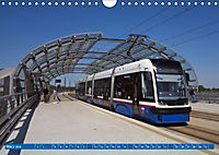 Mit der Straßenbahn quer durch Europa (Wandkalender 2019 DIN A4 quer) - Produktdetailbild 3