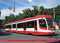 Mit der Strassenbahn quer durch Europa (Wandkalender 2019 DIN A4 quer) - Produktdetailbild 9