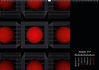 Mit Geometrie durch das Jahr (Wandkalender 2019 DIN A2 quer) - Produktdetailbild 12