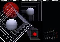 Mit Geometrie durch das Jahr (Wandkalender 2019 DIN A2 quer) - Produktdetailbild 11