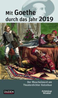 Mit Goethe durch das Jahr 2019, Jochen Klauß