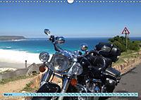 Mit Harleys am Western Cape (Wandkalender 2019 DIN A3 quer) - Produktdetailbild 5